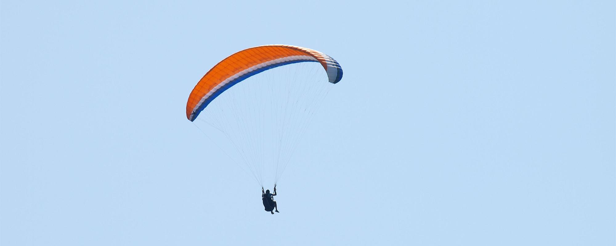 Hai paura di <span>volare</span>?