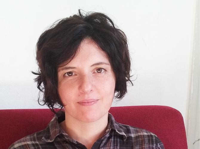 Giovanna Erika Di Cara - Piscoterapeuta Koinè